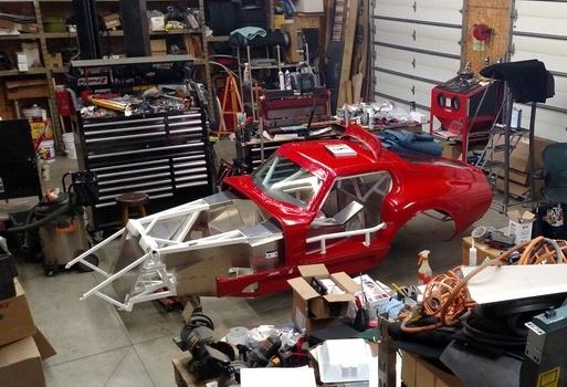 Factory Five Gen 3 Daytona Coupe