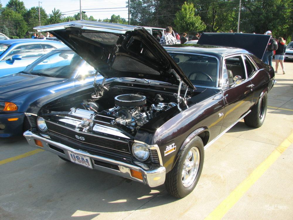 Chevy Nova, Black