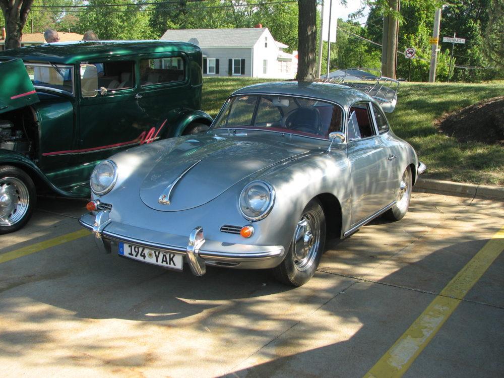 Porsche 356, Silver