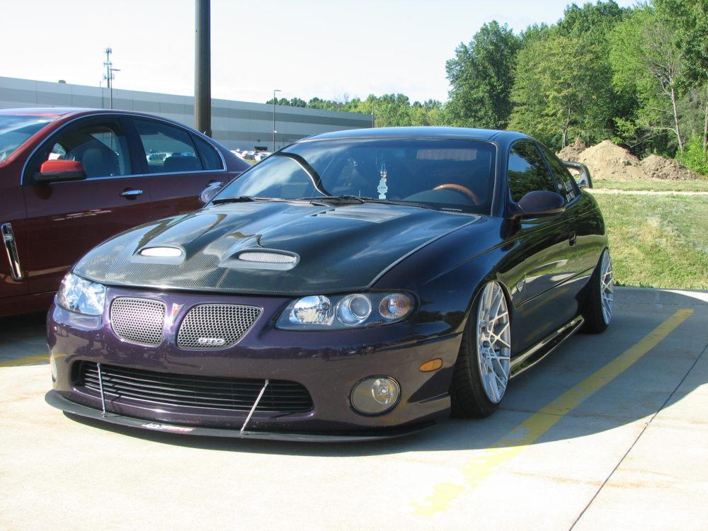 Pontiac GTO, Purple