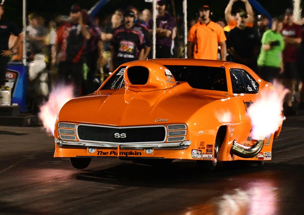 PDRA Pumpkin 1969 Chevy Camaro