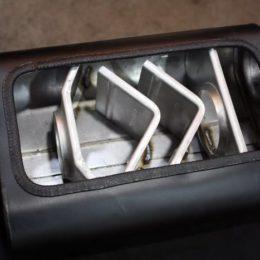 flowmaster three chamber muffler