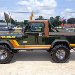 2019 Jeep Scrambler Pickup to Feature Long Frame, Turbodiesel V6 Option & Removable Top