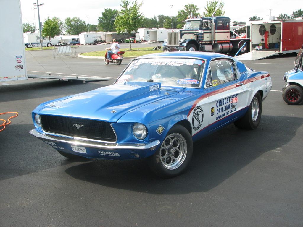 Tom Hoffman's 1968 Mustang Fastback