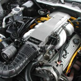 tuned port injection pontiac engine