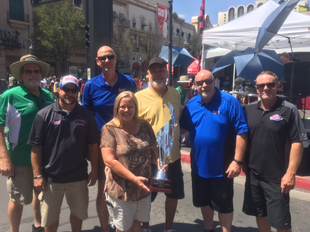 Hot August Nights Downtown Show and Shine Winners