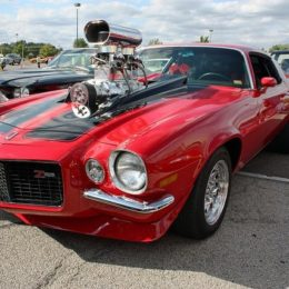 1970 camaro supercharger