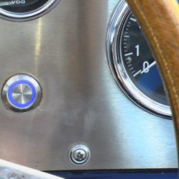 Digital Guard Dawg systems are a smart way to add keyless entry and push-button start to a vintage muscle car or hot rod. (Image/Digital Guard Dawg)