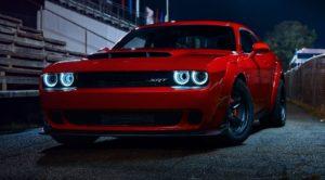 2017 Dodge Challenger Demon
