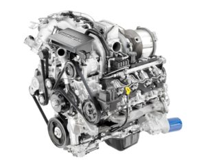 GMC Duramax 6.6L Engine