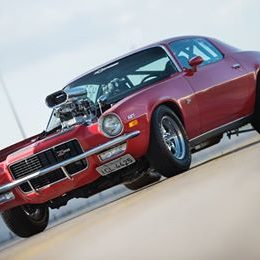 Top Fan Ride of August: Diego's 1971 Chevy Camaro Z28