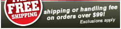 Free Shipping on Orders Over $99 at Summit Racing