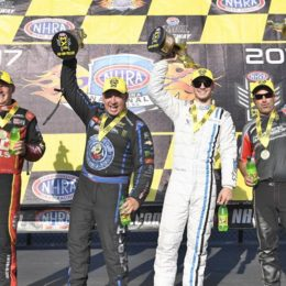 NHRA Carolina Nats winners 2017