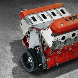 Chevy Performance LSX 454