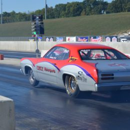 IHRA Drag Racer at Dragway 42, Demon Rear