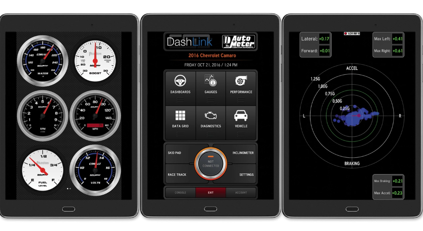AutoMeter DashLink