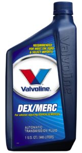 Valvoline Automatic Transmission Fluid
