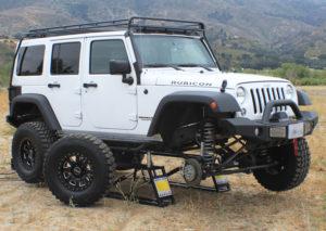 QuickJack Car Lift Jeep JK