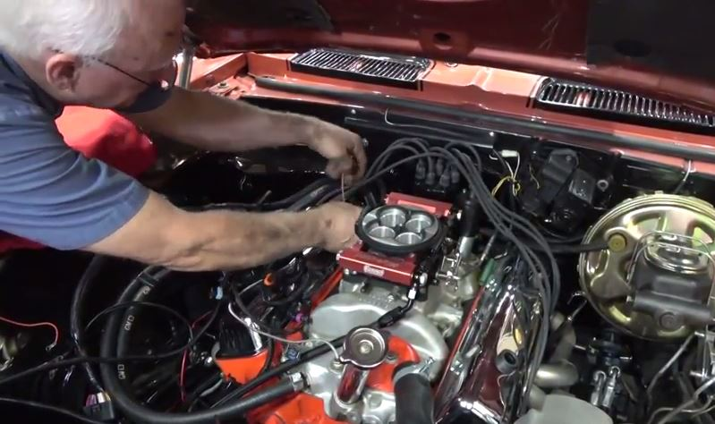 Summit Racing MAX-efi Fuel Injection System Install