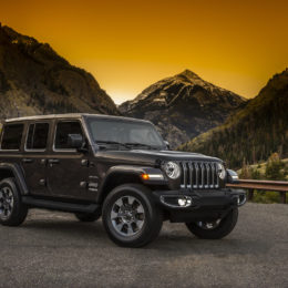 2018 Jeep Wrangler - Front