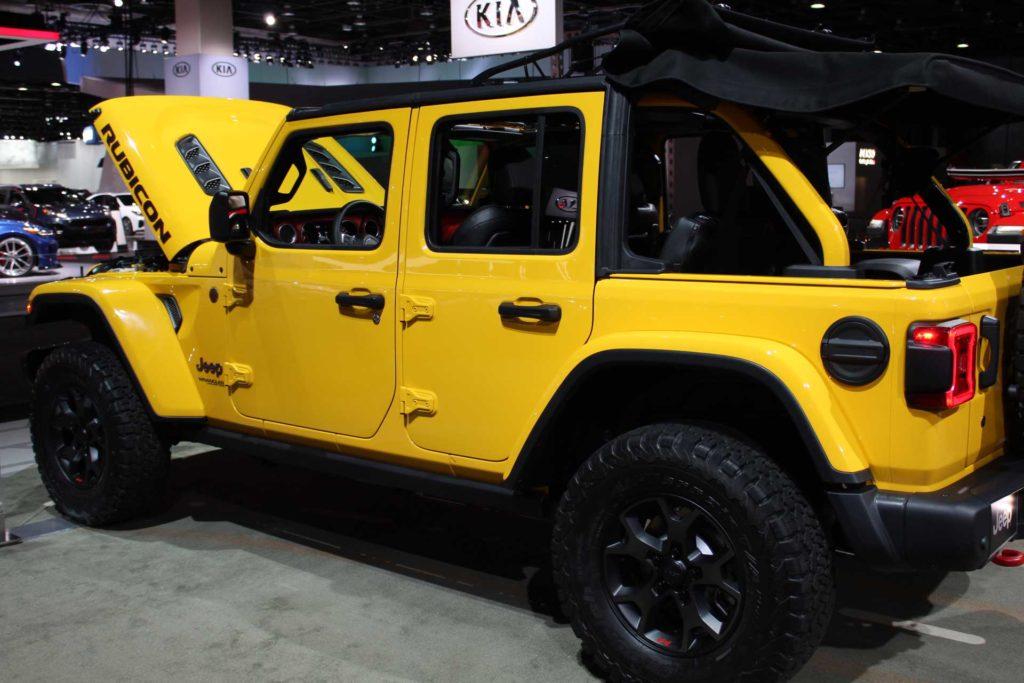 2018 jeep wrangler jl parts vehicle information onallcylinders. Black Bedroom Furniture Sets. Home Design Ideas