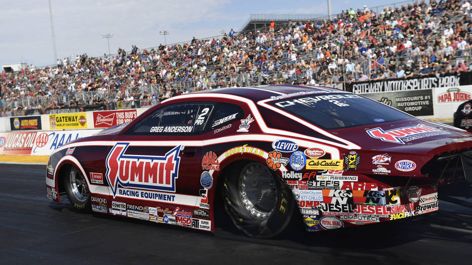 Nhra Cutting Pro Stock Fields To 8 Cars At Several 2018