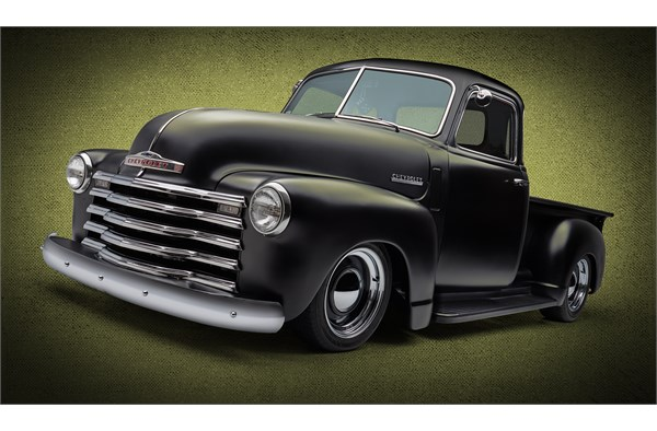 The Real Deal: Dave Plickert's 1949 Chevy Pickup - OnAllCylinders