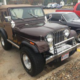 Lot Shots Find of the Week: 1977 Jeep CJ-5