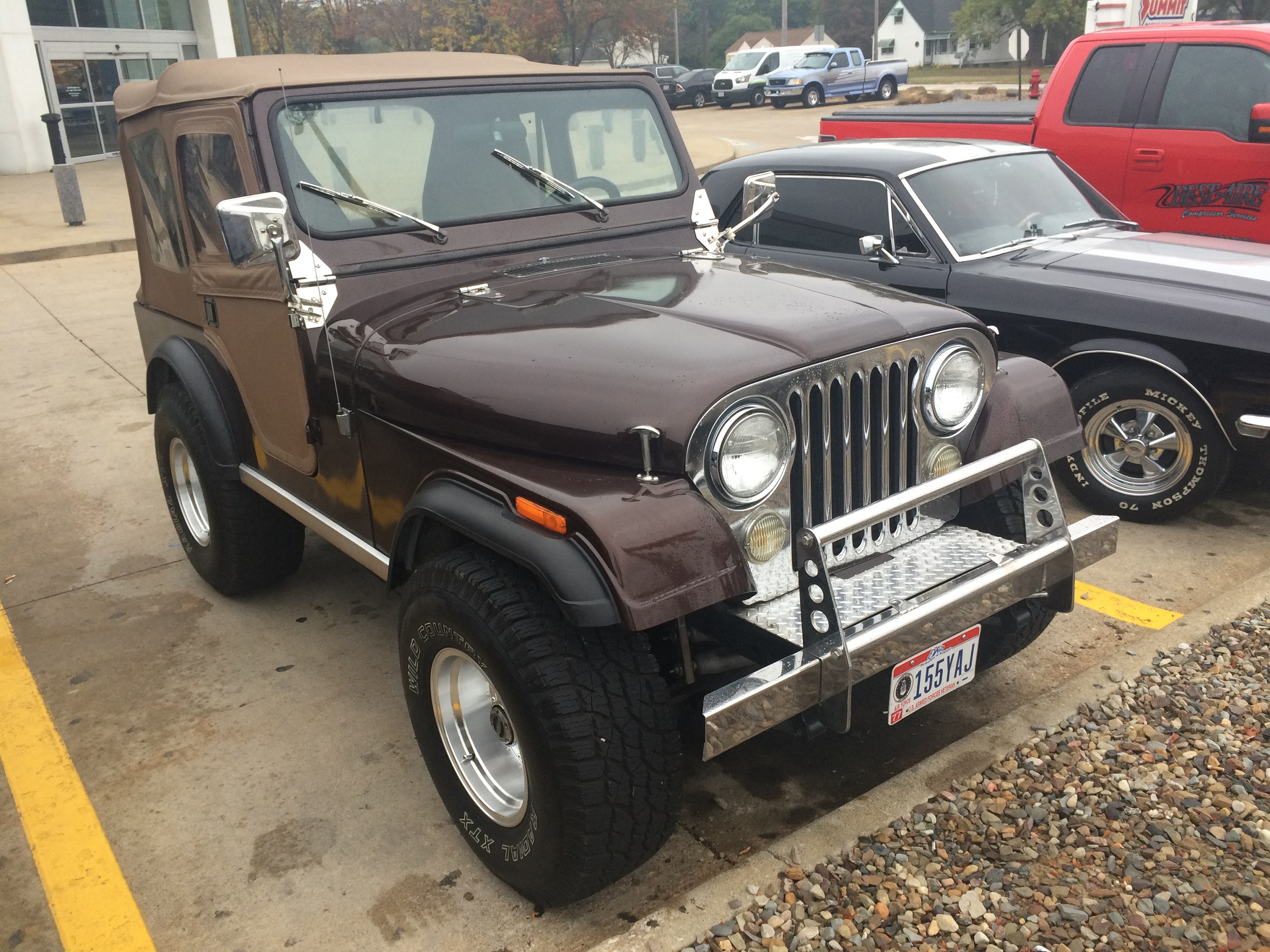 Lot Shots Find Of The Week 1977 Jeep Cj 5 Onallcylinders