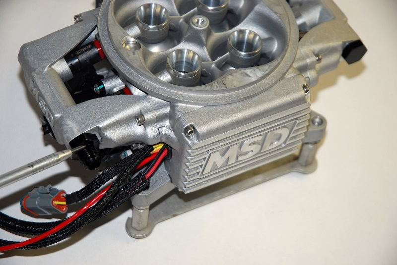 MSD Atomic EFI throttle body