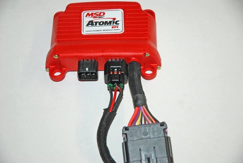 MSD Atomic power module ECU