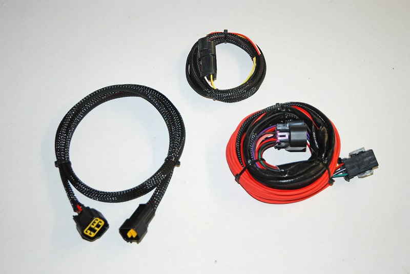 MSD Atomic EFI wiring harness