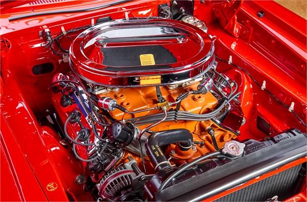 65 Dodge Coronet A990 Tribute gatefold 3