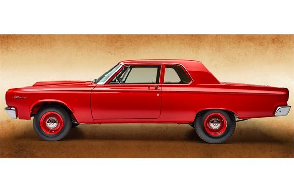 65 Dodge Coronet A990 Tribute gatefold 9