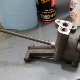 Ford oil pump