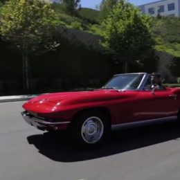1967 Corvette with Edelbrock EFI