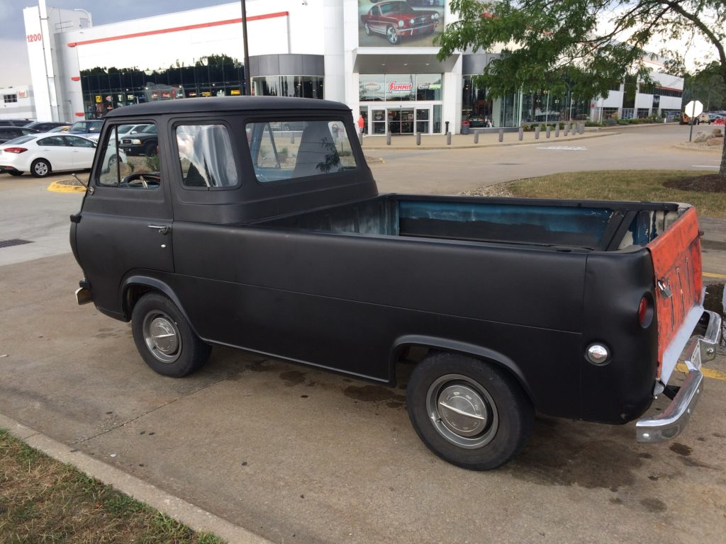 1961-63 Ford Econoline Bed