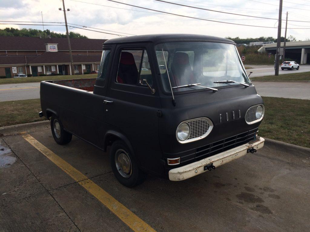 1961-63 Ford Econoline, Front Passenger Side