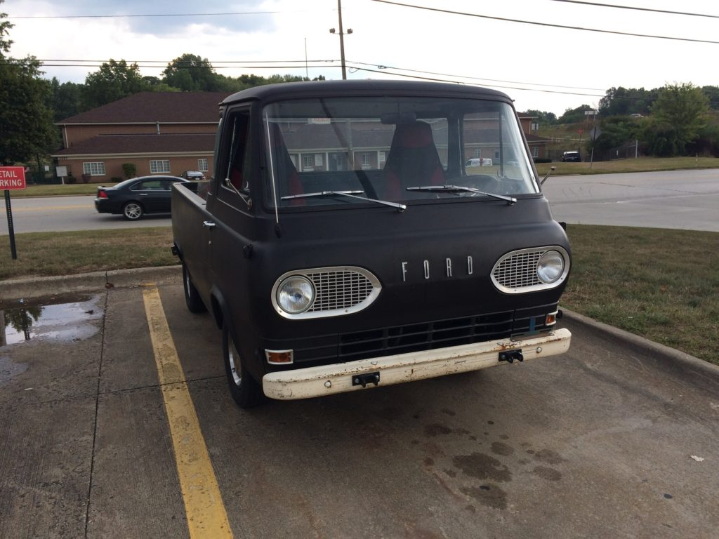 1961-63 Ford Econoline Grille