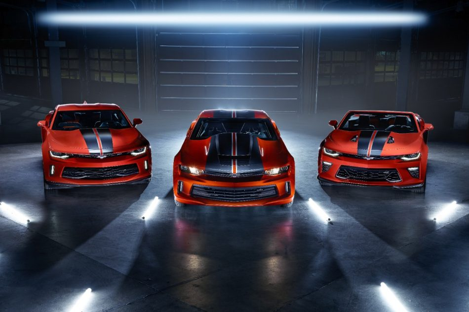 Chevy Introduces 2018 COPO Camaro with 302 C.I.D. Engine Option - OnAllCylinders