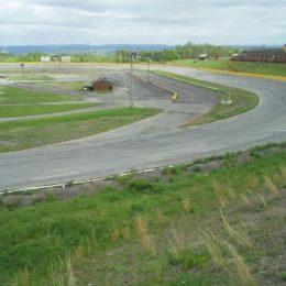 CNB bank Raceway Park racetrack