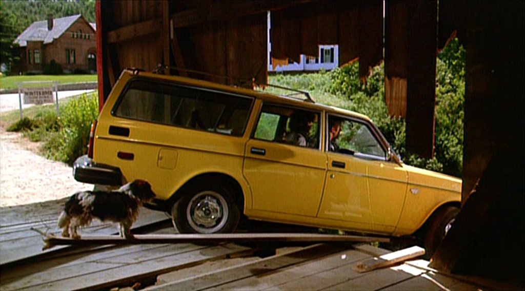 BeetleJuice Volvo