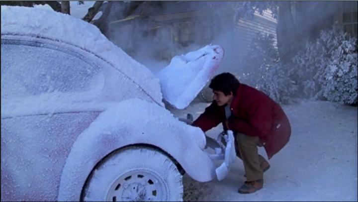 Gremlins VW Beetle