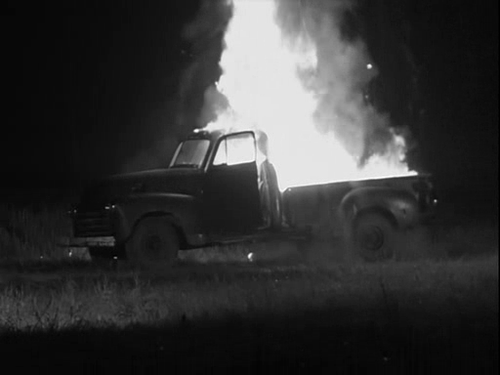 Night of the Living Dead Chevy Truck