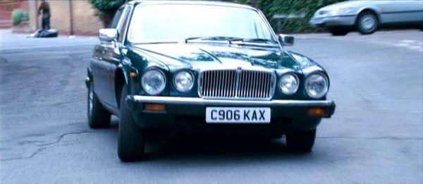 Shaun of the Dead Jaguar