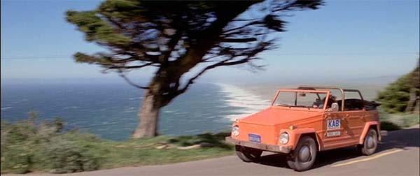 VW Thing - the Fog