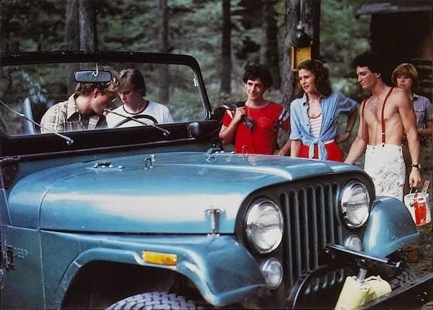 Friday the 13th jeep CJ