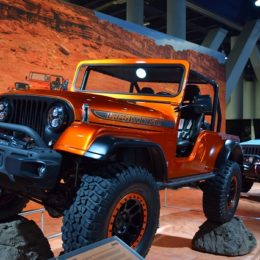 2018 Jeep Wrangler Unveiled at SEMA Show? Well, Not Exactly.