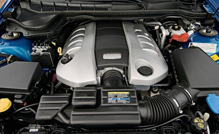 2009 Pontiac G8 LS3 Engine