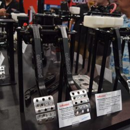 Wilwood's SEMA Award-Winning Tandem Brake and Hydraulic Clutch Pedal Assembly